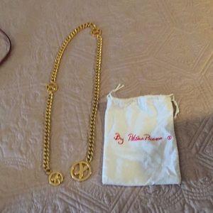 Paloma Picasso belt chain belt